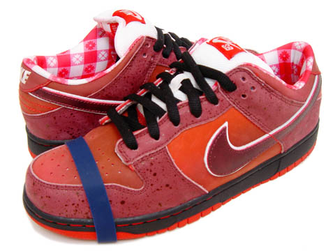 Nike Dunk Low Pro SB - Red Lobster - Sport Red - Pink Clay - SneakerNews.com