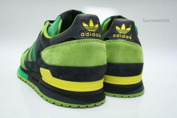 Adidas ZX 600 - Jamaica Edition - SneakerNews.com