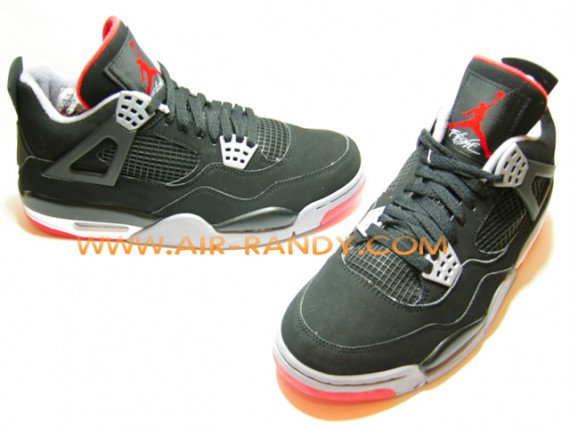 Air Jordan IV Black Cement - Countdown Pack - Detailed Photos ... 681bf98528