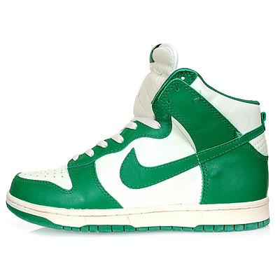 nike dunk green white off 52% - www