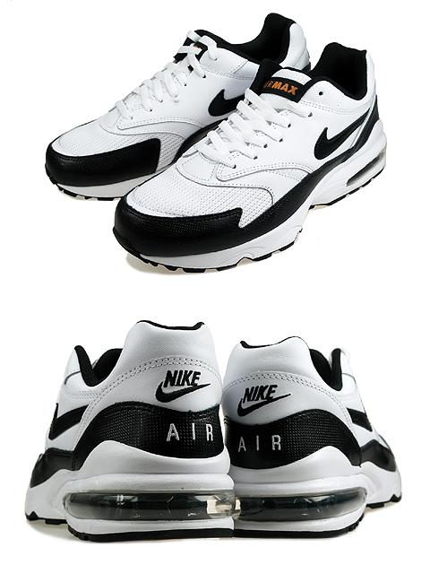 b47b65745bd8c3 Nike Air Burst - White Black Carrot - SneakerNews.com