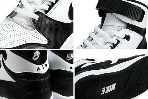 low priced 44456 58846 Nike Air Revolution High - Black/Black/White - SneakerNews.com