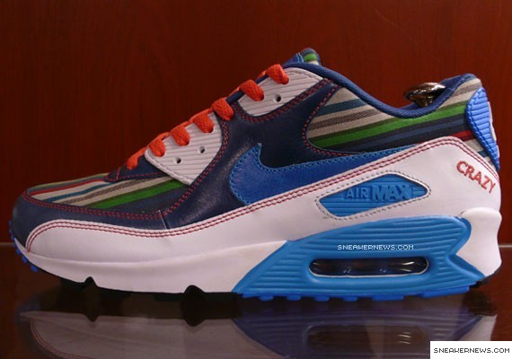 finest selection 083f6 eae63 nike id studio air max 90 spring 2008 options