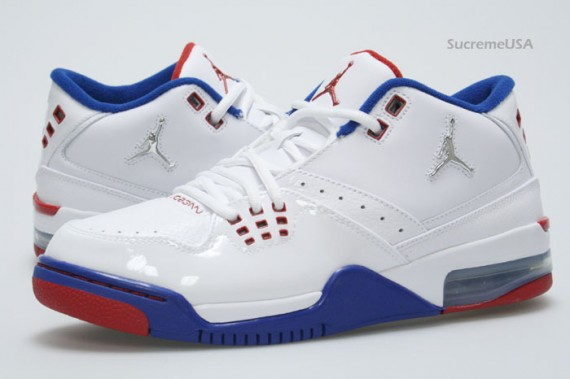 58adec3dec7 Air Jordan Flight 23 - White - Blue Ribbon - SneakerNews.com