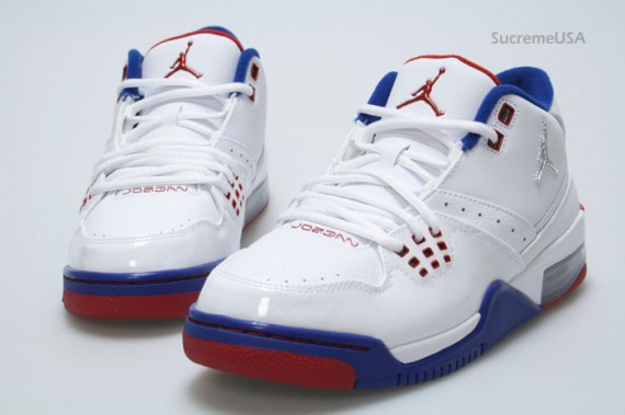 ffc2c16e363 Air Jordan Flight 23 - White - Blue Ribbon - SneakerNews.com