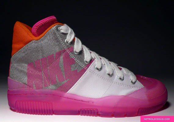 Nike WMNS Outbreak High Retro - Pinkfire II