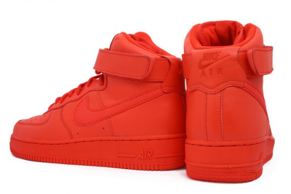 new styles 2c308 997ee ... low price nike wmns air force 1 high qk color pack sneakernews ac38a  16faa