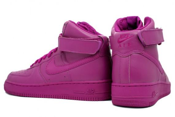 vente amazon parfait Nike Air Force 1 High Femmes Qk Tous Pourpre vente images footlocker jeu bonne vente sortie pas cher IGZYEMijFQ