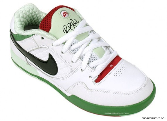 reliable quality uk store purchase cheap Nike SB P-Rod 2 Mexico - White - Green - Black - SneakerNews.com