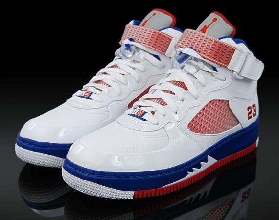 Nike Jordan Forces De Lair 5 Ajf5
