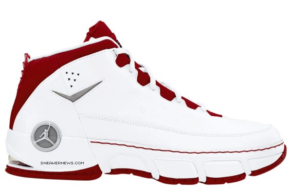 separation shoes 0322c 5c80c ... Air Jordan CP (Chris Paul) - Black Red + White Red. nike ...