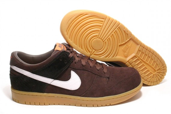 best sneakers 3ea7b bc6f3 80%OFF Nike Dunk Low Premium Baroque Brown White Horse