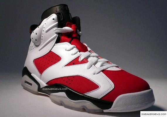 Air Jordan VI + XVII (6 + 17) Countdown Pack