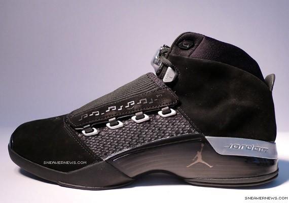 quality design 3c6de cb6ad Air Jordan VI + XVII (6 + 17) Countdown Pack