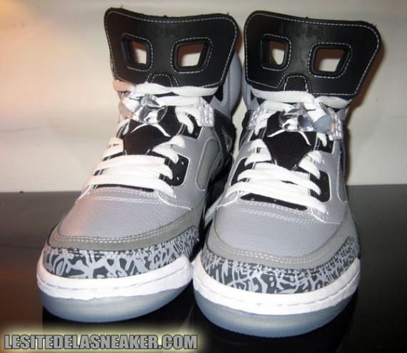 Air Jordan Spizike Cool Grey