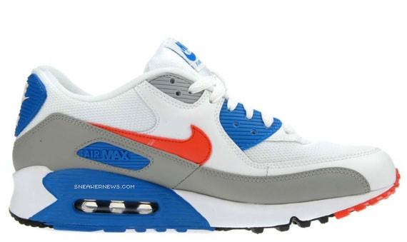 Nike Air Max 90 JD Sports Sunburst Dutch Blue