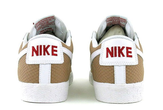 Nike Blazer Low WMNS - Tweed - Newark Eagles - Untold Truth 2008