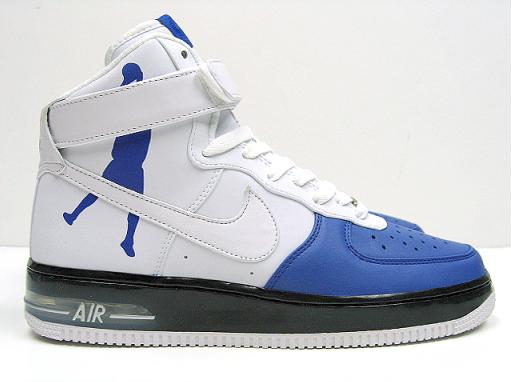 """detailed look 8dd35 1a06c Just days ago we showed you exclusive pictures of the new Air Force 1 High  Supreme """"Sheed"""" that has just been released to select Nike retailers and  our ..."""