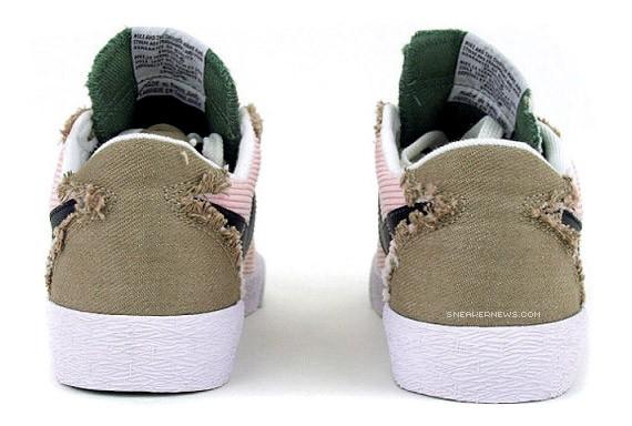Nike Blazer Low WMNS - Corduroy - Carnation