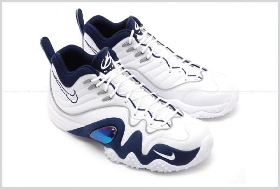 70b71862a6ba Nike Zoom Flight V B - Jason Kidd Limited Edition - SneakerNews.com