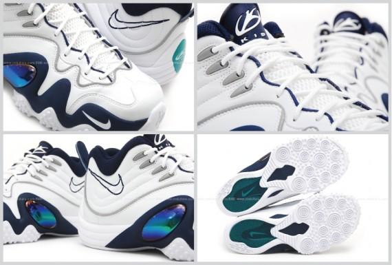 Nike Zoom Flight V B Jason Kidd Limited Edition