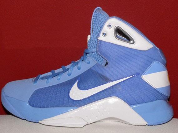 pretty nice 56ca4 15a57 Nike Hyperdunk PE - Argentina - Manu Ginobili - Sample ...