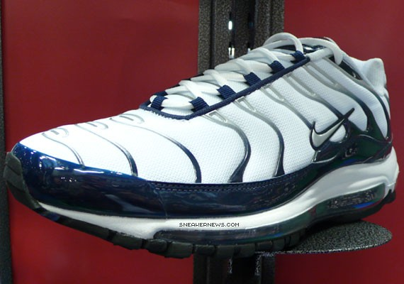 Nike Tuned Air 97 - White Navy