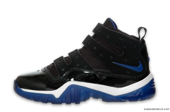 uk availability 69874 721b4 Nike Zoom Sharkley – Black Royal Sunset