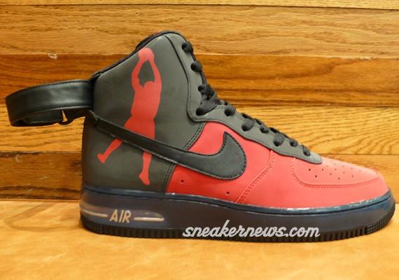 Nike Air Force 1 High Supreme 2008 - Sheed Pack