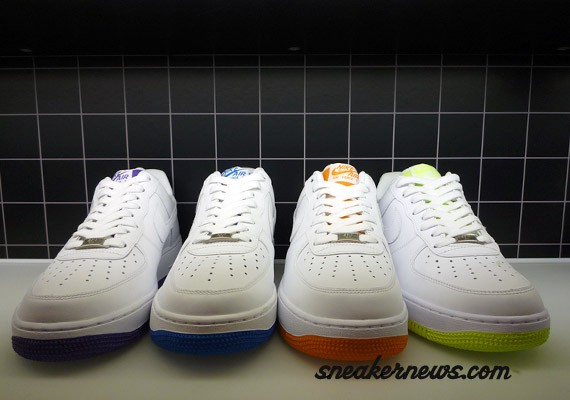 Nike Air Force 1 Low Color Pack