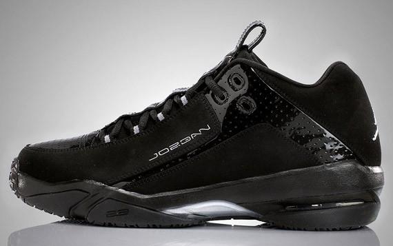 Air Jordan High Rise Low Black