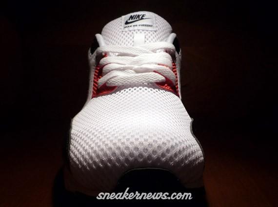 Nike Air Max 90 Current - White - Black - Infared - Medium Grey