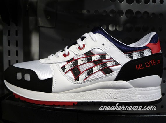 c4aadcf5fdb7 Asics Gel Lyte III - White - Black - Zebra - SneakerNews.com