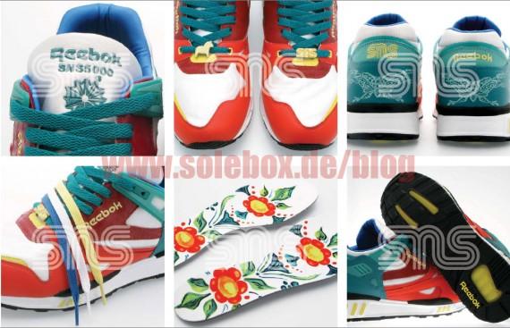 Sneakersnstuff (SNS) x Reebok SNS5000
