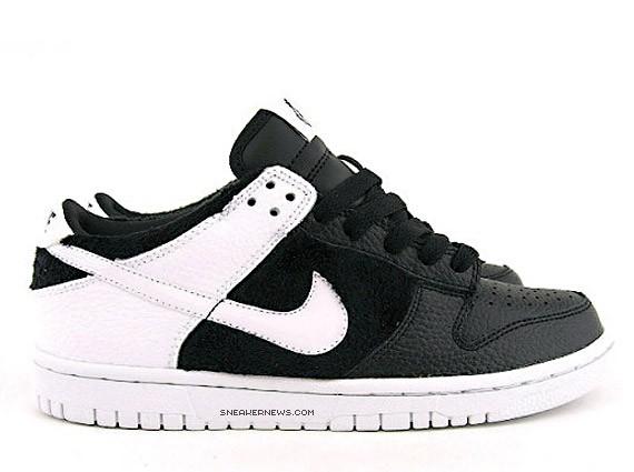 7581c1a7ab68 Nike Dunk Low GS - Panda - SneakerNews.com