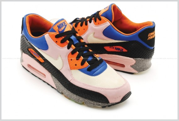 Nike Air Max 90 - King of the Mountain - Mowabb Inspired