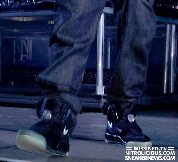 Nike x Kanye West Air Yeezy @ Summer Jam 2008