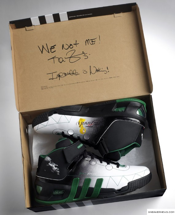 NBA Finals x adidas KG Team Signature Commander LE