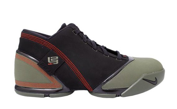 Nike Zoom LeBron V (5) Low Army