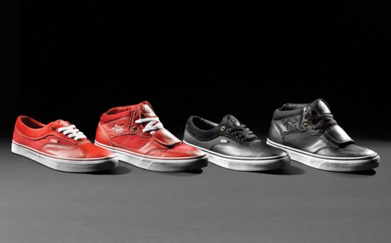 "Vans Syndicate x Max Schaaf Pack - Era ""S"" + Mountain Edition"