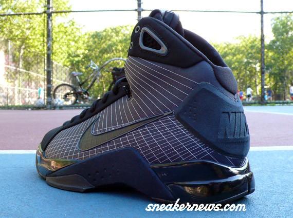 Nike Hyperdunk - Black - Anthracite