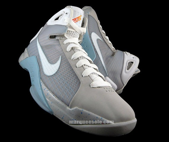 4e10a67a2221 Nike Hyperdunk - Air McFly 2015 Back to the Future! Colorway ...