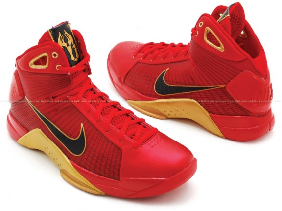 detailed look 9be62 7c97d ... Nike Hyperdunk - China Olympics - Yi Jianlian - Now Available ...