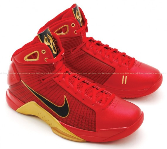 Nike Hyperdunk China Olympics Yi Jianlian PE Now Available