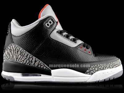 8040af32e941 Air Jordan 3 - Black Cement - III   XX Countdown Pack - SneakerNews.com