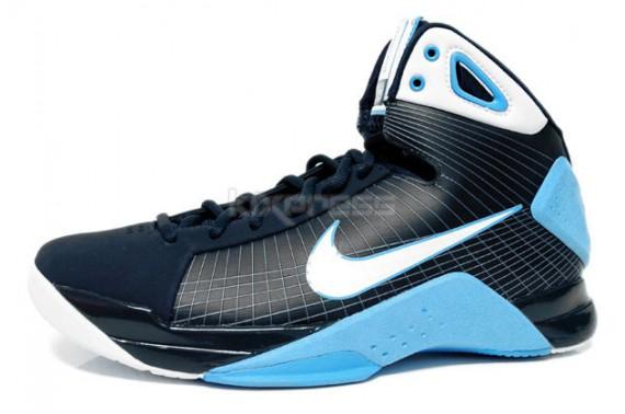 1a003fe18dcf Nike Hyperdunk - Dark Obsidian - White - University Blue ...