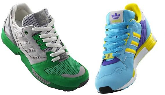 adidas Consortium AZX Collaborabtion Project - Footpatrol + Goodfoot