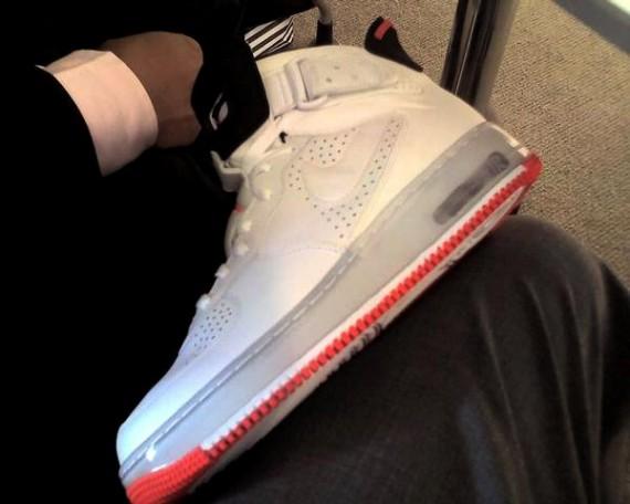 Nike Air Jordan Force VI (AJF6)