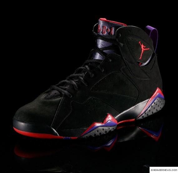 1991 Air Jordans 7