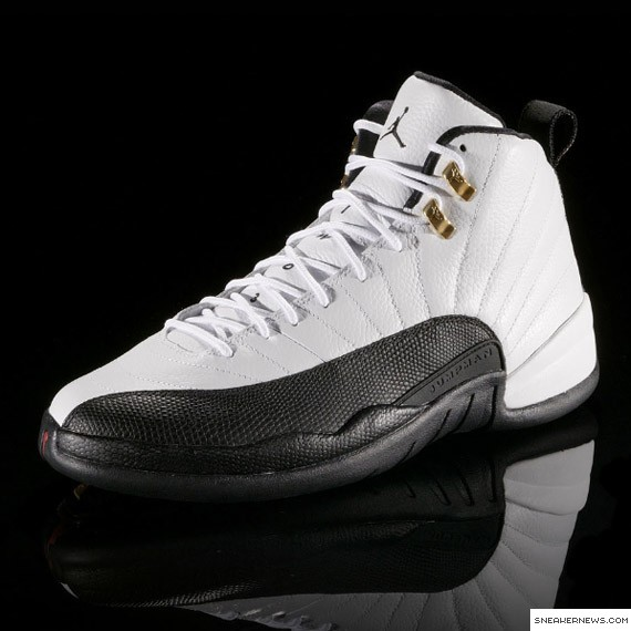Air jordan xii 12 1996 97 - Photos of all jordan shoes ...